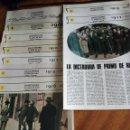 Coleccionismo de Los Domingos de ABC: 70 AÑOS DE ABC: DE 1.905 A 1.922 : 9 REVISTAS CONSECUTIVAS (VER TEMAS PRINCIPALES). Lote 147832882