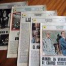 Coleccionismo de Los Domingos de ABC: 70 AÑOS DE ABC: DE 1.952 A 1.958 : 5 REVISTAS CONSECUTIVAS (VER TEMAS PRINCIPALES). Lote 147837258