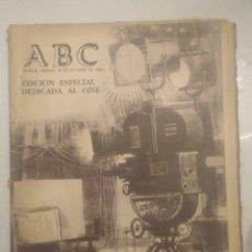 Coleccionismo de Los Domingos de ABC: PERIODICO ABC EDICION ESPECIAL DEDICADA AL CINE 1967.CINES DE SEVILLA. CÓRDOBA. ETC VER. Lote 151166242