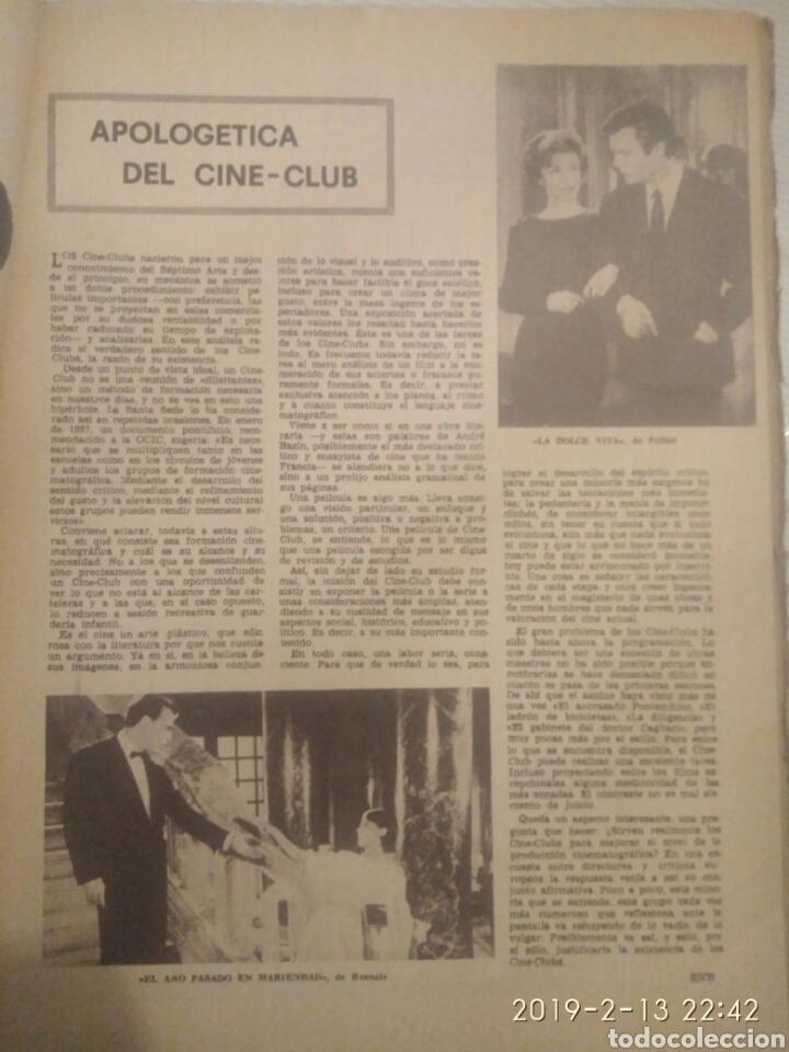 Coleccionismo de Los Domingos de ABC: PERIODICO ABC EDICION ESPECIAL DEDICADA AL CINE 1967.CINES DE SEVILLA - Foto 3 - 151166242