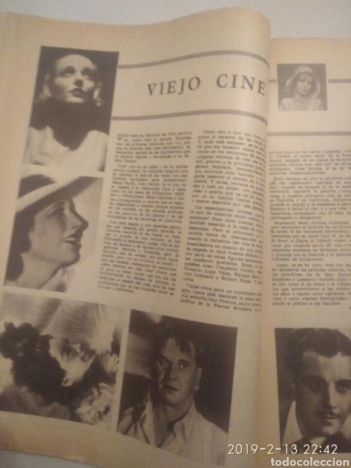Coleccionismo de Los Domingos de ABC: PERIODICO ABC EDICION ESPECIAL DEDICADA AL CINE 1967.CINES DE SEVILLA - Foto 5 - 151166242
