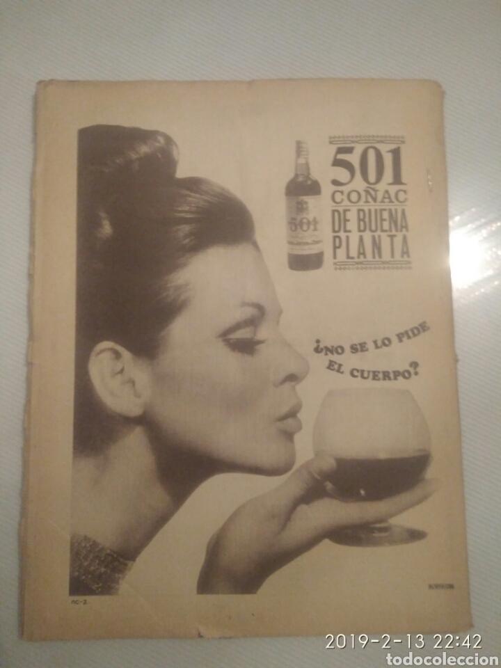 Coleccionismo de Los Domingos de ABC: PERIODICO ABC EDICION ESPECIAL DEDICADA AL CINE 1967.CINES DE SEVILLA - Foto 6 - 151166242
