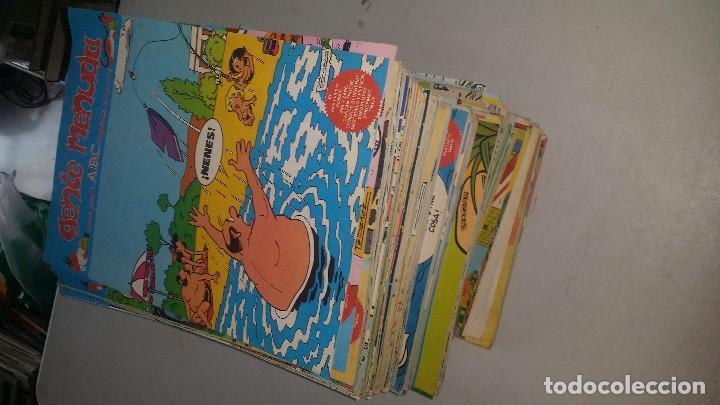 249 CÓMICS GENTE MENUDA (Coleccionismo - Revistas y Periódicos Modernos (a partir de 1.940) - Los Domingos de ABC)