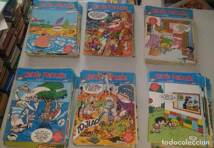 Coleccionismo de Los Domingos de ABC: 249 Cómics gente menuda - Foto 2 - 152870558