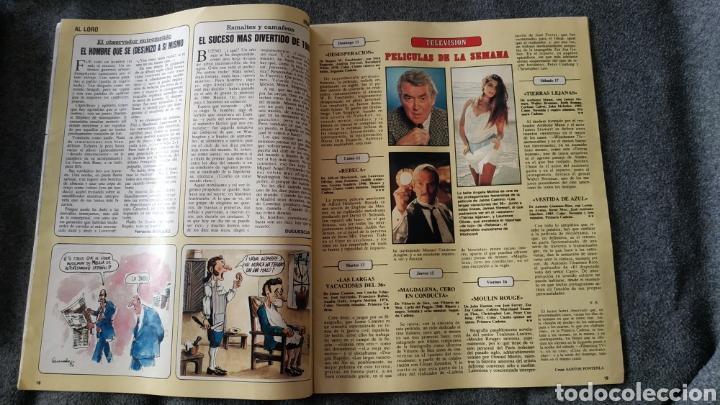 Coleccionismo de Los Domingos de ABC: Los Domingos de ABC, Victoria Abril. - Foto 3 - 152891593