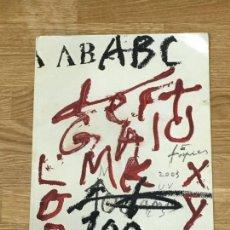 Coleccionismo de Los Domingos de ABC: ABC EL PERIODICO DEL SIGLO- CRONOLOGÍA. Lote 153269774