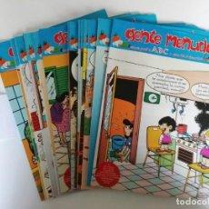 Coleccionismo de Los Domingos de ABC: COLECCIÓN 20 TEBEOS GENTE MENUDA (AÑO 1994). Lote 158002258