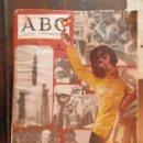 Coleccionismo de Los Domingos de ABC: ABC NUMERO EXTRAORDINARIO, AL FILO DE LA HISTORIA. AÑO 1963- VER TODAS LAS FOTOS. . Lote 160696842