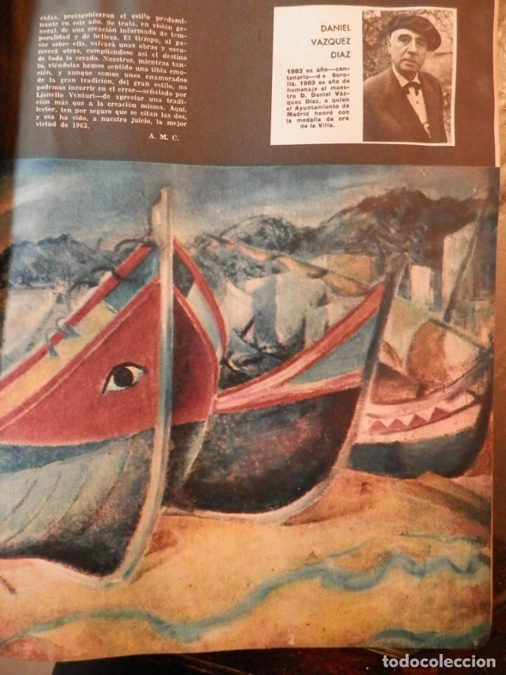 Coleccionismo de Los Domingos de ABC: ABC NUMERO EXTRAORDINARIO, AL FILO DE LA HISTORIA. AÑO 1963- VER TODAS LAS FOTOS. - Foto 3 - 160696842