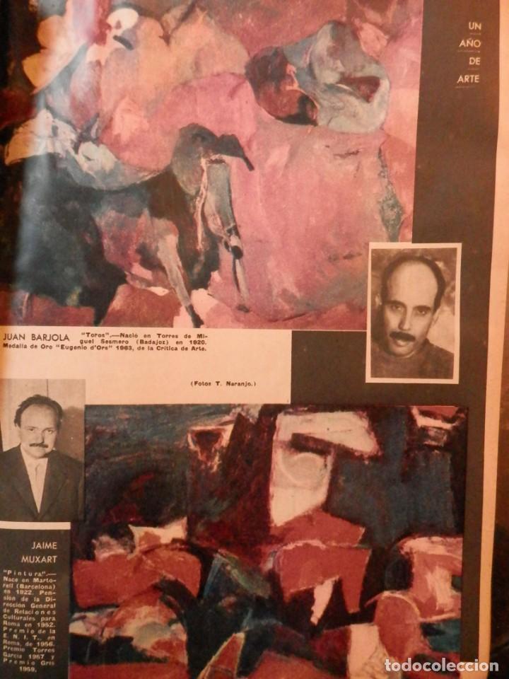 Coleccionismo de Los Domingos de ABC: ABC NUMERO EXTRAORDINARIO, AL FILO DE LA HISTORIA. AÑO 1963- VER TODAS LAS FOTOS. - Foto 4 - 160696842