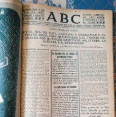 Coleccionismo de Los Domingos de ABC: PÁGINAS ABC. Lote 164970794