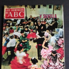 Coleccionismo de Los Domingos de ABC: LOS DOMINGOS DE ABC. ABRIL 1973. Lote 165250021