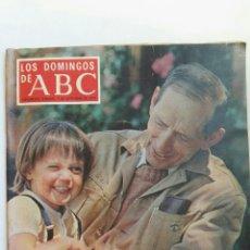 Coleccionismo de Los Domingos de ABC: LOS DOMINGOS DE ABC MIGUEL DELIBES SEPTIEMBRE 1979. Lote 165896576