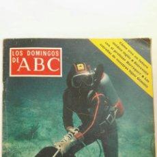 Coleccionismo de Los Domingos de ABC: LOS DOMINGOS DE ABC COUSTEAU. Lote 165897097