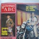 Coleccionismo de Los Domingos de ABC: LOS DOMINGOS DE ABC OCTUBRE 1979 MOTOCICLISMO. Lote 166895350