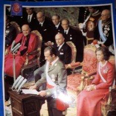Coleccionismo de Los Domingos de ABC: ESPECIAL MONOGRÁFICO QUINCE AÑOS REY REPORTAJE MUCHAS FOTOS DATOS FECHAS PERSONAS CRONOLOGÍA FAMILIA. Lote 170105892