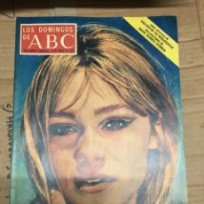Coleccionismo de Los Domingos de ABC: LOS DOMINGOS DE ABC (16-1-1972) MARISOL EN PORTADA. Lote 171015953