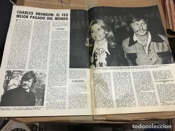 Coleccionismo de Los Domingos de ABC: LOS DOMINGOS DE ABC (21-8-1977) MOSCU OLIMPIADAS 1980 CHARLES BRONSON - Foto 2 - 171531390