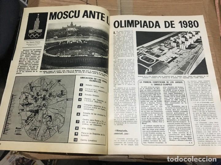 Coleccionismo de Los Domingos de ABC: LOS DOMINGOS DE ABC (21-8-1977) MOSCU OLIMPIADAS 1980 CHARLES BRONSON - Foto 3 - 171531390