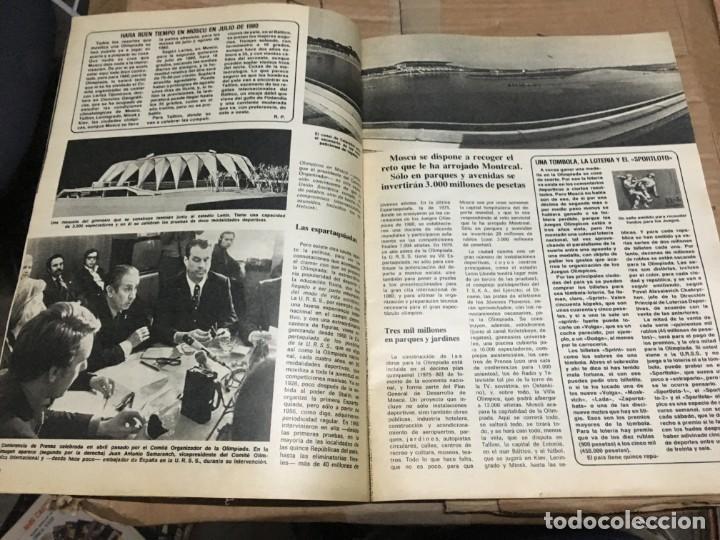 Coleccionismo de Los Domingos de ABC: LOS DOMINGOS DE ABC (21-8-1977) MOSCU OLIMPIADAS 1980 CHARLES BRONSON - Foto 4 - 171531390