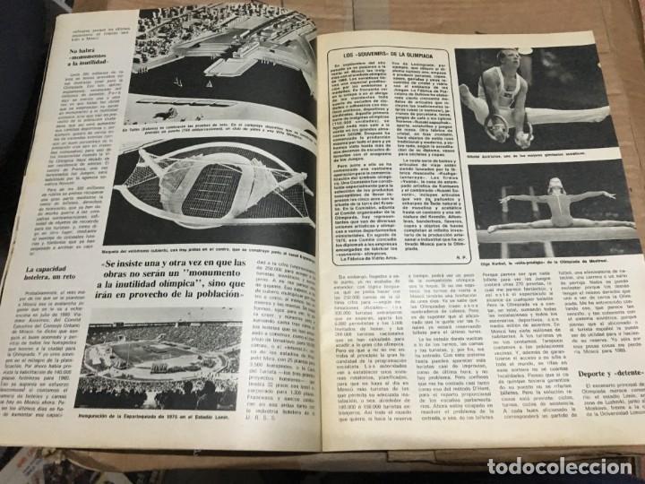 Coleccionismo de Los Domingos de ABC: LOS DOMINGOS DE ABC (21-8-1977) MOSCU OLIMPIADAS 1980 CHARLES BRONSON - Foto 5 - 171531390