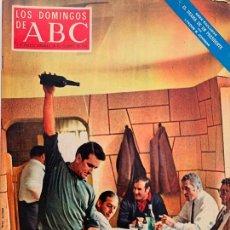 Coleccionismo de Los Domingos de ABC: ABC 26 OCTUBRE 1969, ESPAÑA 69, ASTURIAS . Lote 171687019