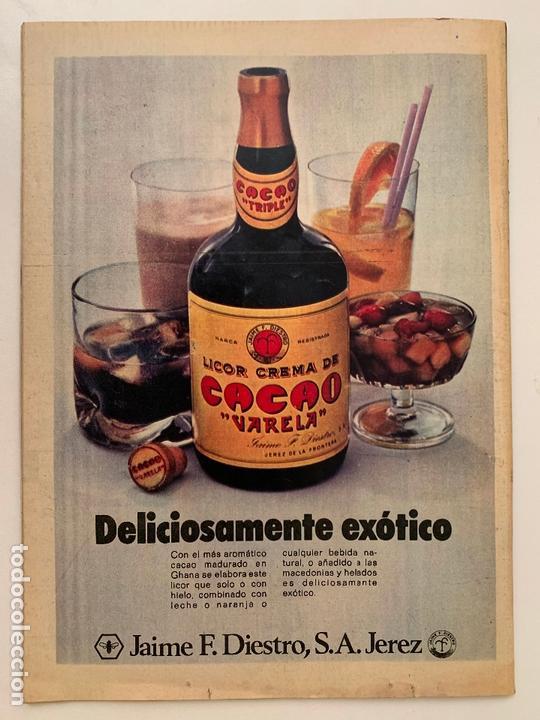Coleccionismo de Los Domingos de ABC: ABC 30 JULIO 1972, AURORA BAUTISTA - Foto 3 - 171688049