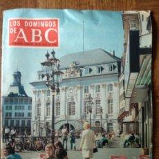 Coleccionismo de Los Domingos de ABC: LOS DOMINGOS DE ABC, JUNIO 1979- ALEMANIA- JACQUES COUSTEAU- DON QUIJOTE- TEATRO ROLDAN EL TEMERARIO. Lote 173366058