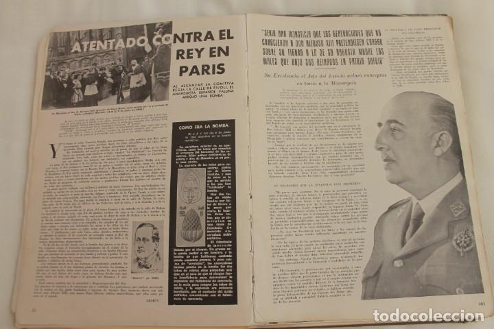 Coleccionismo de Los Domingos de ABC: TOMO ENCUADERNADO REVISTA ABC MEDIO SIGLO 1905 1955 FLORILEGIO GRANDES EPISODIOS PEQUEÑAS ANÉCDOTAS - Foto 5 - 174094862