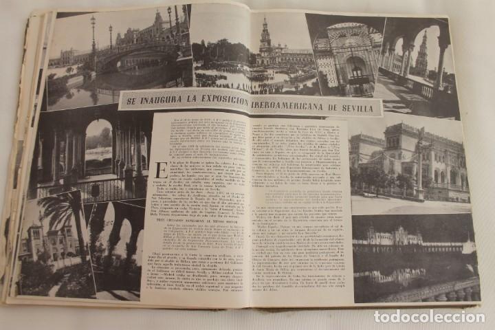 Coleccionismo de Los Domingos de ABC: TOMO ENCUADERNADO REVISTA ABC MEDIO SIGLO 1905 1955 FLORILEGIO GRANDES EPISODIOS PEQUEÑAS ANÉCDOTAS - Foto 7 - 174094862