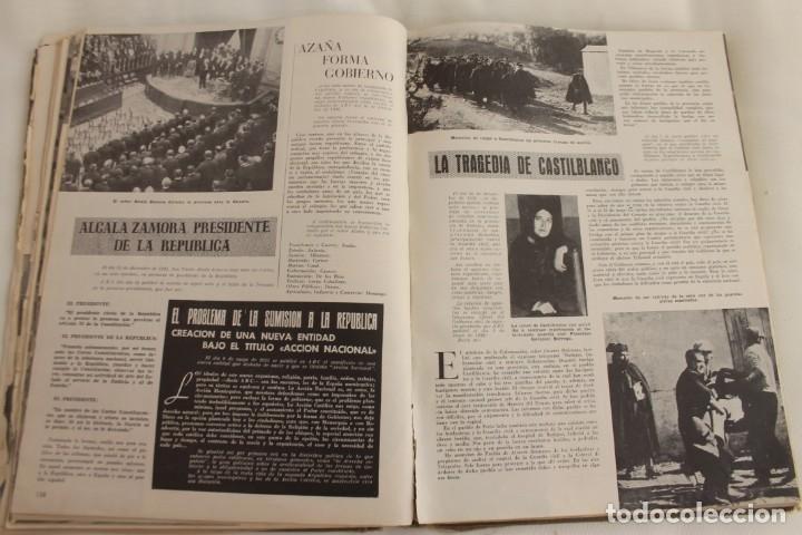 Coleccionismo de Los Domingos de ABC: TOMO ENCUADERNADO REVISTA ABC MEDIO SIGLO 1905 1955 FLORILEGIO GRANDES EPISODIOS PEQUEÑAS ANÉCDOTAS - Foto 8 - 174094862