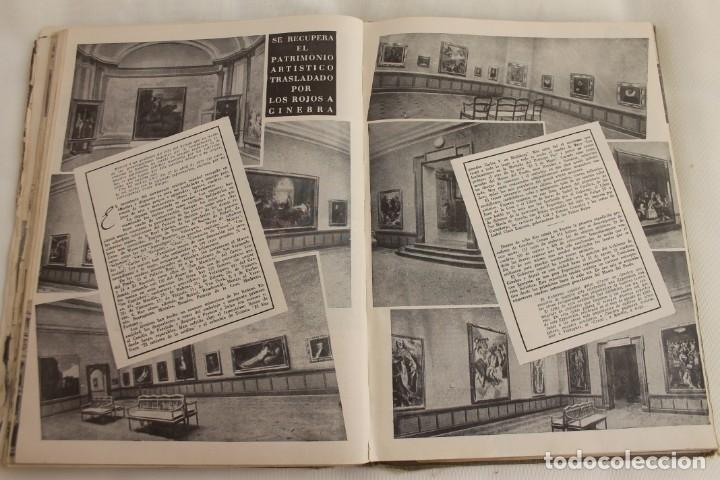 Coleccionismo de Los Domingos de ABC: TOMO ENCUADERNADO REVISTA ABC MEDIO SIGLO 1905 1955 FLORILEGIO GRANDES EPISODIOS PEQUEÑAS ANÉCDOTAS - Foto 9 - 174094862