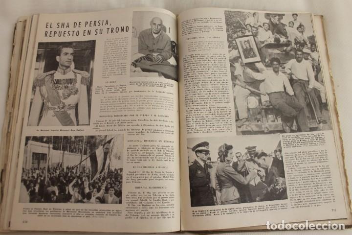 Coleccionismo de Los Domingos de ABC: TOMO ENCUADERNADO REVISTA ABC MEDIO SIGLO 1905 1955 FLORILEGIO GRANDES EPISODIOS PEQUEÑAS ANÉCDOTAS - Foto 11 - 174094862