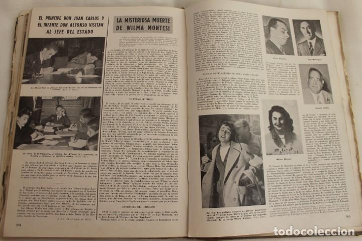 Coleccionismo de Los Domingos de ABC: TOMO ENCUADERNADO REVISTA ABC MEDIO SIGLO 1905 1955 FLORILEGIO GRANDES EPISODIOS PEQUEÑAS ANÉCDOTAS - Foto 12 - 174094862