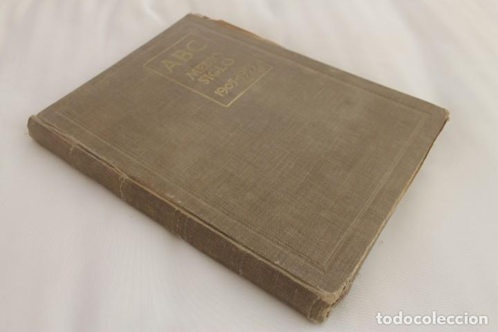 Coleccionismo de Los Domingos de ABC: TOMO ENCUADERNADO REVISTA ABC MEDIO SIGLO 1905 1955 FLORILEGIO GRANDES EPISODIOS PEQUEÑAS ANÉCDOTAS - Foto 14 - 174094862