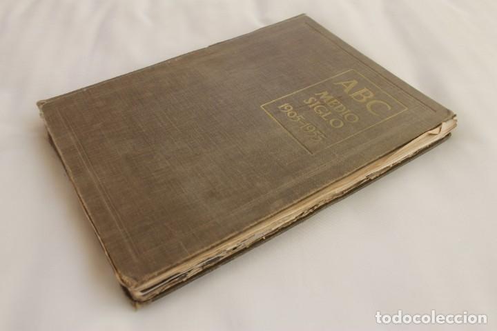 Coleccionismo de Los Domingos de ABC: TOMO ENCUADERNADO REVISTA ABC MEDIO SIGLO 1905 1955 FLORILEGIO GRANDES EPISODIOS PEQUEÑAS ANÉCDOTAS - Foto 15 - 174094862