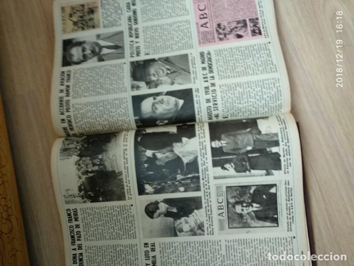 Coleccionismo de Los Domingos de ABC: ANTIGUO LIBRO ABC 70 AÑOS, MAS DE 900 PAG. - Foto 4 - 175935228