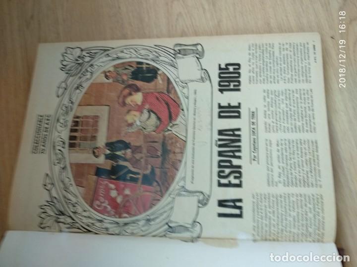 Coleccionismo de Los Domingos de ABC: ANTIGUO LIBRO ABC 70 AÑOS, MAS DE 900 PAG. - Foto 7 - 175935228