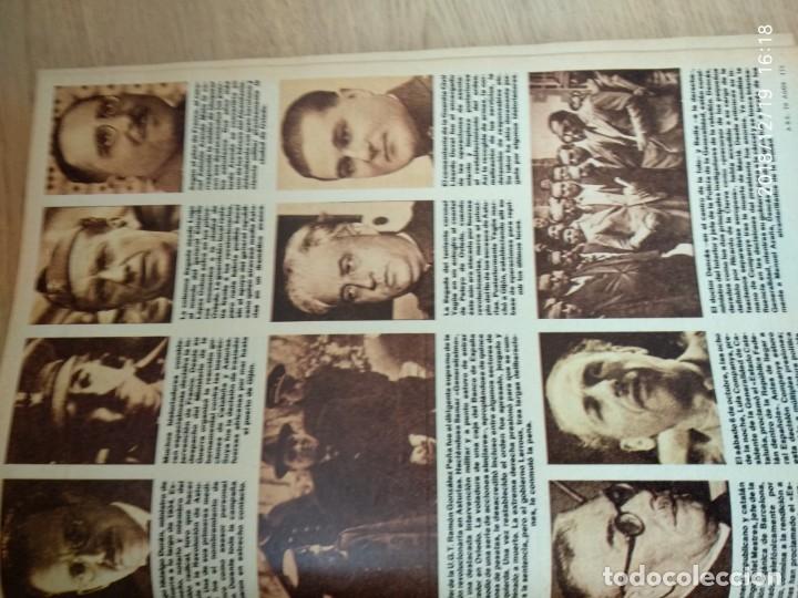 Coleccionismo de Los Domingos de ABC: ANTIGUO LIBRO ABC 70 AÑOS, MAS DE 900 PAG. - Foto 8 - 175935228