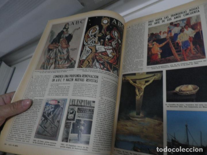 Coleccionismo de Los Domingos de ABC: 70 AÑOS DE ESPAÑA A TRAVÉS DE ABC. 1905 - 1975. VOLUMEN II - Foto 4 - 176481288