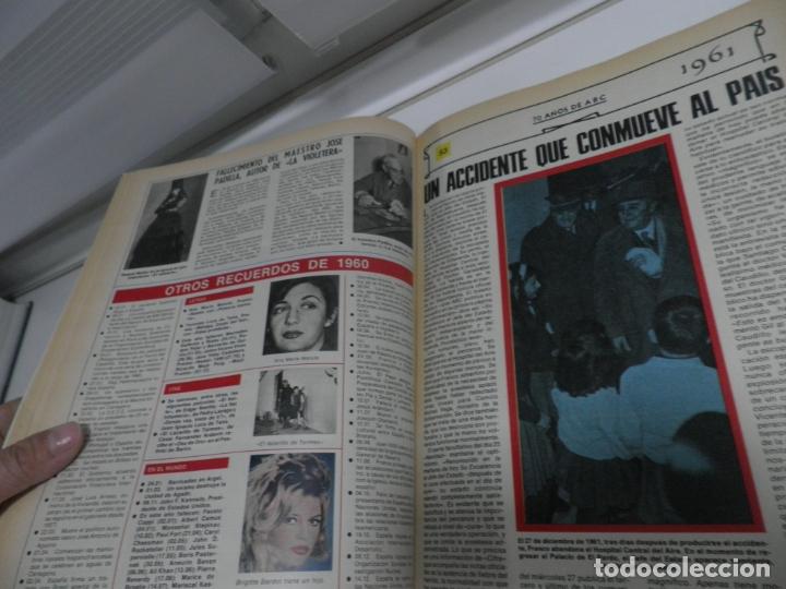 Coleccionismo de Los Domingos de ABC: 70 AÑOS DE ESPAÑA A TRAVÉS DE ABC. 1905 - 1975. VOLUMEN II - Foto 6 - 176481288