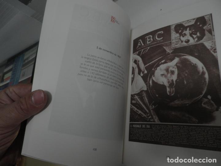 Coleccionismo de Los Domingos de ABC: ABC 100 AÑOS, 100 PORTADAS. 2003. PRIMERA EDICIÓN. IMÁGENES COMENTADAS POR CÁNDIDO. - Foto 4 - 176485547