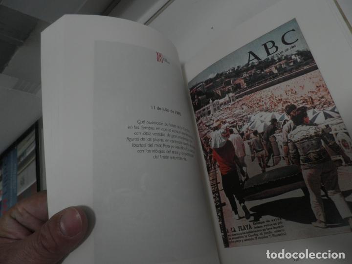 Coleccionismo de Los Domingos de ABC: ABC 100 AÑOS, 100 PORTADAS. 2003. PRIMERA EDICIÓN. IMÁGENES COMENTADAS POR CÁNDIDO. - Foto 5 - 176485547