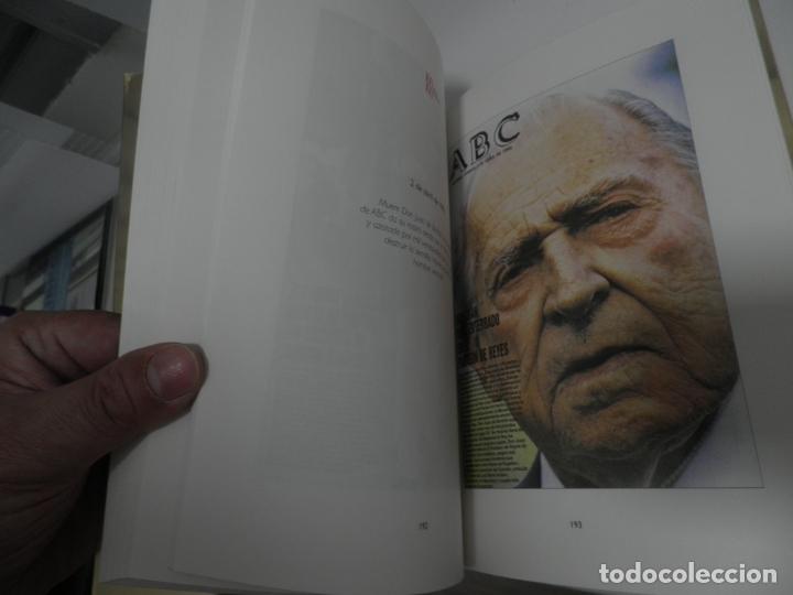 Coleccionismo de Los Domingos de ABC: ABC 100 AÑOS, 100 PORTADAS. 2003. PRIMERA EDICIÓN. IMÁGENES COMENTADAS POR CÁNDIDO. - Foto 8 - 176485547