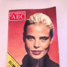 Coleccionismo de Los Domingos de ABC: ABC OLIMPIADA. Lote 179555463