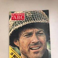 Coleccionismo de Los Domingos de ABC: ABC LA BATALLA MÁS DISCUTIDA. Lote 180036426