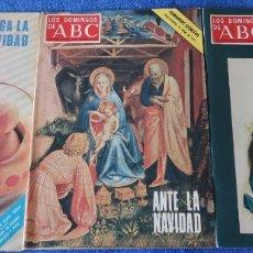 Coleccionismo de Los Domingos de ABC: LOS DOMINGOS DE ABC - ESPECIAL NAVIDAD - ABC (1974 / 1975 / 1976). Lote 180039525
