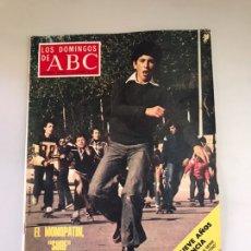 Coleccionismo de Los Domingos de ABC: ABC - EL MONOPATÍN. Lote 180039758