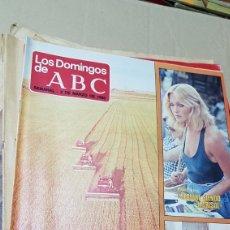 Coleccionismo de Los Domingos de ABC: LOS DOMINGOS DE ABC 2 DE MARZO 1980.MOTOR LOS TAUNUS EN ESPAÑA. Lote 180092077