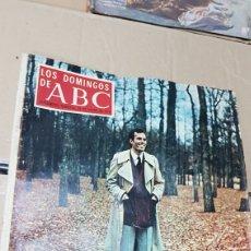 Coleccionismo de Los Domingos de ABC: LOS DOMINGOS DE ABC 24 ENERO 1971 JULIO IGLESIAS. Lote 180110643